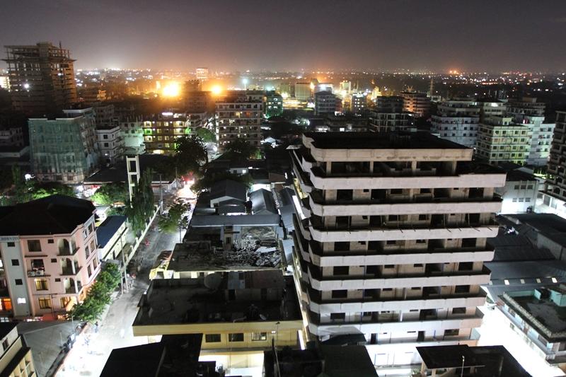 Kariako Night Sky-Dar es salaam